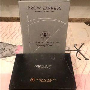 Anastasia Brow Express & Contour Kit Bundle